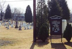 Saint Johns Church Cemetery