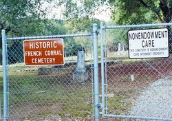 French Corral Cemetery