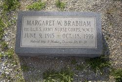 Lieut Margaret <I>Workman</I> Brabham