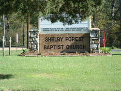Shelby Forest Baptist Church Cemetery