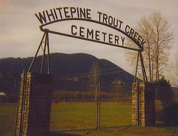 Whitepine Cemetery