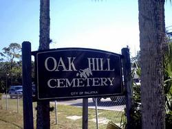 Oak Hill East Cemetery