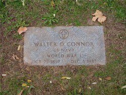 Walter Donnelly Connor