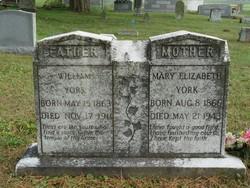 William Uriah York
