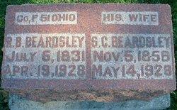 Susan C <I>Swindell</I> Beardsley
