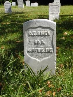 Charles E Aiken