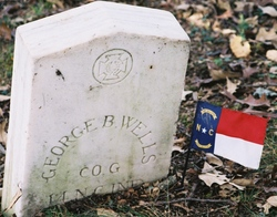 Pvt George B Wells