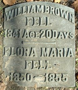 Flora Maria Fell