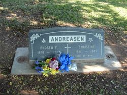 Andrew F. Andreasen
