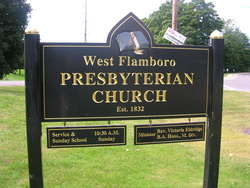 West Flamborough Presbyterian Church Cemetery