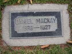 Daniel Mackay