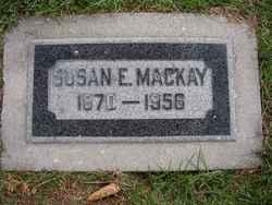 Susan Elizabeth <I>Smith</I> Mackay