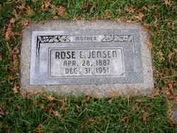 Rose E. Jensen