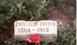 Angeline <I>Louden</I> Adkins