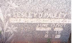 Lesley D. Pauley