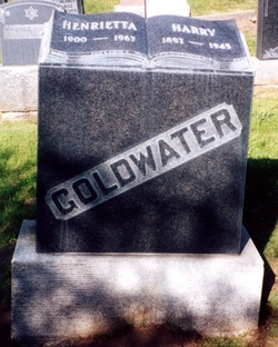Harry Goldwater