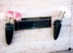Bernice <I>Pinkus</I> Bleadon