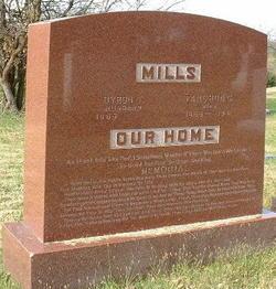Byron T. Mills