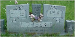 Chester Cheek