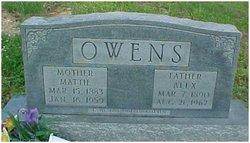 Alex Owens