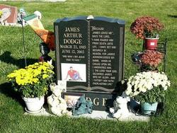 James Arthur Dodge