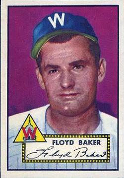 Floyd Wilson Baker