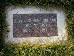 Jason Thomas Hanson