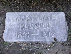 Mary Jane <I>Herriman</I> Russell