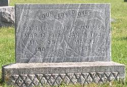 William Robert James, Sr