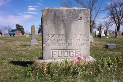 Angeline <I>Jones</I> Fudge