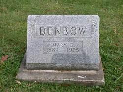 Mary Ellen <I>Morris</I> Denbow