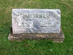 Martha Jane <I>VanFossen</I> Morris