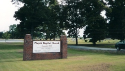 Pisgah Baptist Church Cemetery