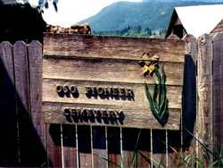 Oso Pioneer Cemetery