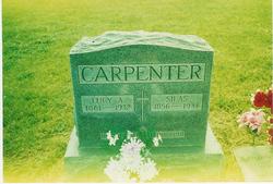 Lucy A <I>Taylor</I> Carpenter