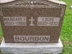 Margaret <I>Emily</I> Bourbon
