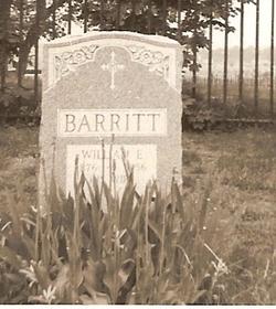 William(Willie) Edward Barritt, Sr