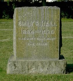 Emily R Hall