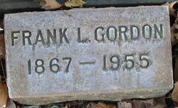 Frank Leslie Gordon