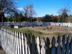 Carolina Springs Golf Course Cemetery