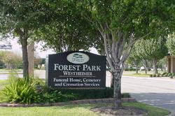 Forest Park Westheimer Cemetery