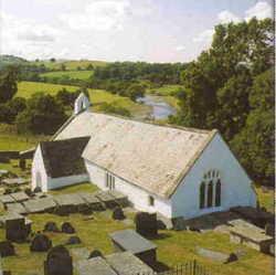 Llangar Church