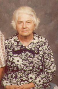 Ethel Mae <I>Lee</I> Christie