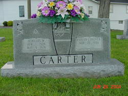 Sarah Evelyn <I>Conover</I> Carter