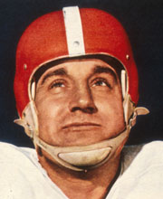 "Lou ""The Toe"" Groza"