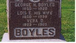 George H. Boyles
