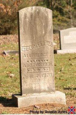 Col Jesse J Alldredge