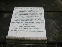 Charles Herbert Barritt