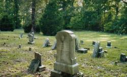Old Lower Fairforest Cemetery