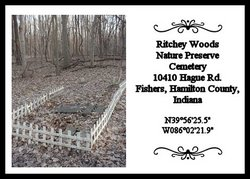 Ritchey Woods Nature Preserve Cemetery